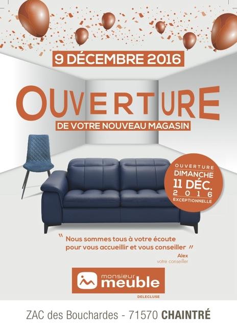 M con infos le web journal du m connais clin d 39 oeil for Monsieur meuble montauban