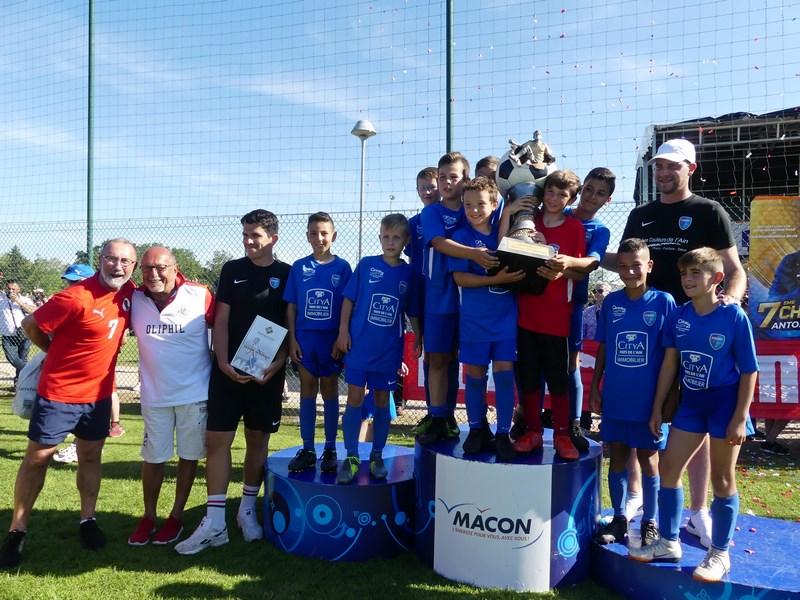 Mâcon Infos - Le Web Journal du Mâconnais - FOOTBALL : Le FC Bourg