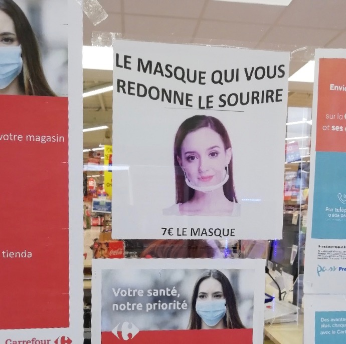 MASQUE CARREFOUR MARKET CHARNAY - 1.jpg