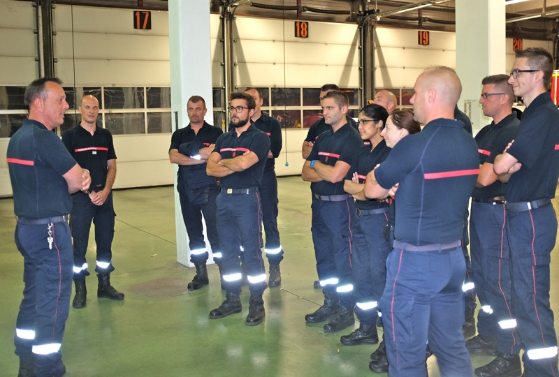 m con infos le web journal du m connais sa ne et loire 13 pompiers du d partement en. Black Bedroom Furniture Sets. Home Design Ideas